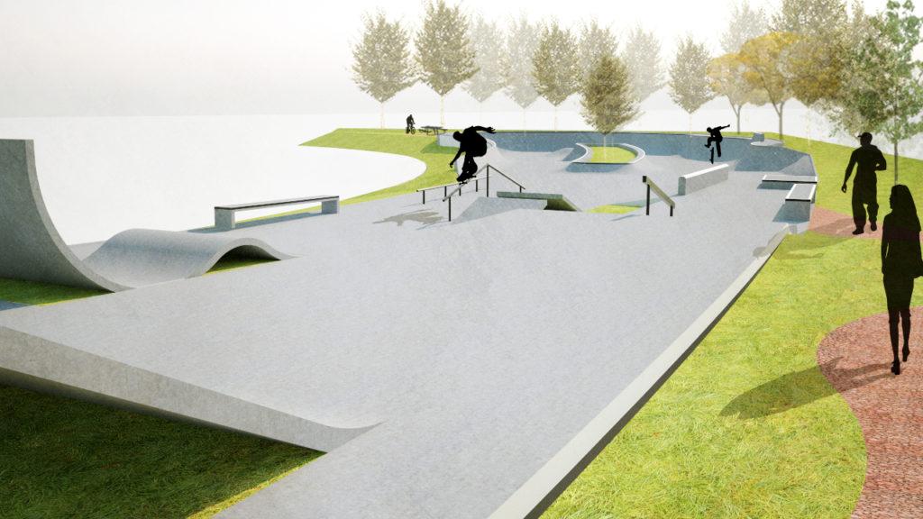 mozzo skatepark